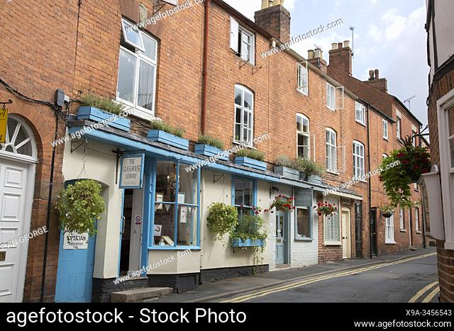 Church Street, Ledbury, Herefordshire, England, UK