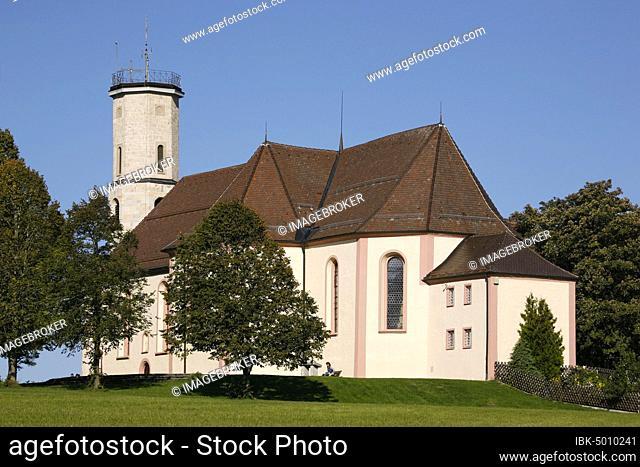 Dreifaltigkeitskirche am Dreifaltigkeitsberg, Spaichingen, Baden-Württemberg, Germany, Europe