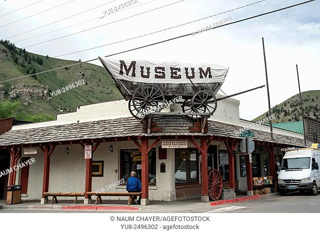Jackson Hole Museum, Jackson, Wyoming, USA