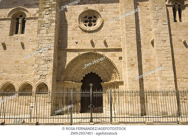 Romanesque church of Santa Maria Magdalena, XII Century, Zamora, Castilla y Leon, Castile, Spain. Related to the Knights Templar and Hospitaller