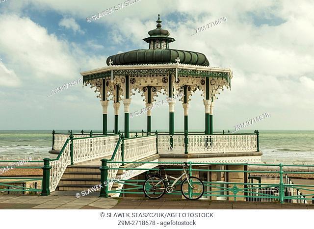 Brighton Bandstand, Brighton, England