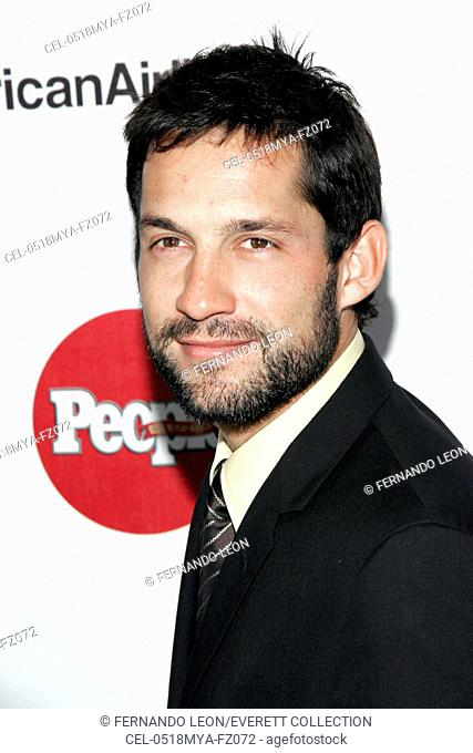 Enrique Murciano at arrivals for PEOPLE EN ESPAÑOL'S 50 MOST BEAUTIFUL Party, Capitale, New York, NY, May 18, 2005. Photo by: Fernando Leon/Everett Collection