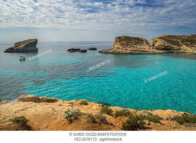 Malta, Comino Island, Blue Lagoon