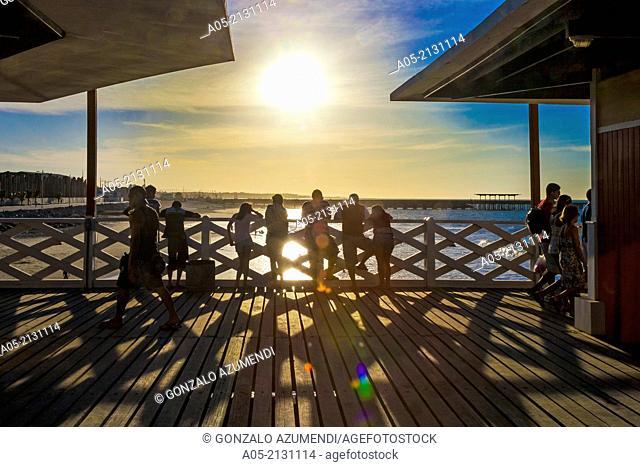Ponte dos Ingleses bridge, Fortaleza, Ceará, Brazil