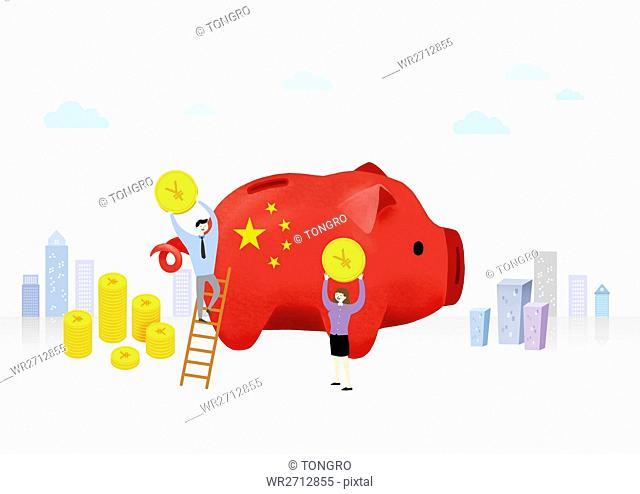 Successful global business