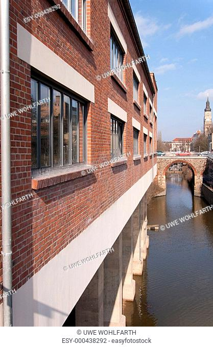 Karl Heine Kanal In Leipzig Stock Photos And Images Agefotostock