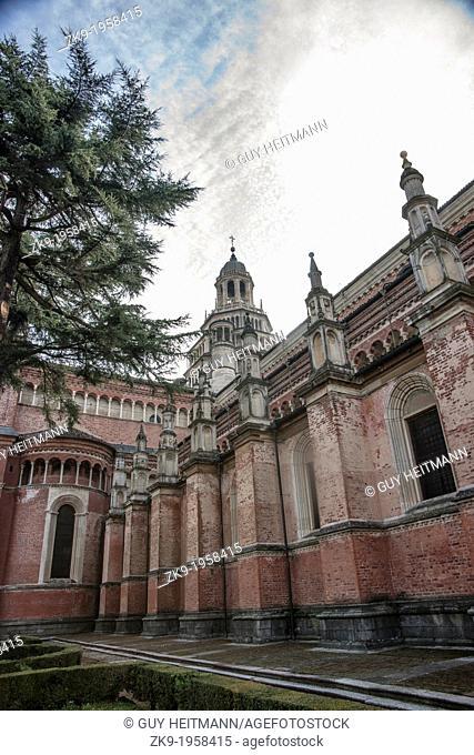 Carthusian monastery, Lombardi Italy