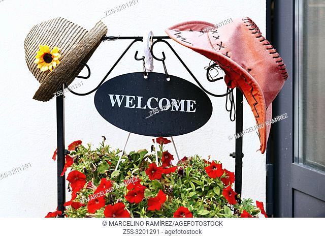 Welcome. Tallinn, Harju County, Estonia, Baltic states, Europe