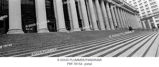 Courthouse Steps New York NY