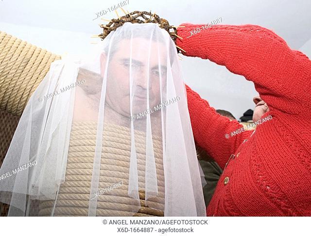 Los Empalaos, Holy Week, Valverde de la Vera, Cáceres, Spain