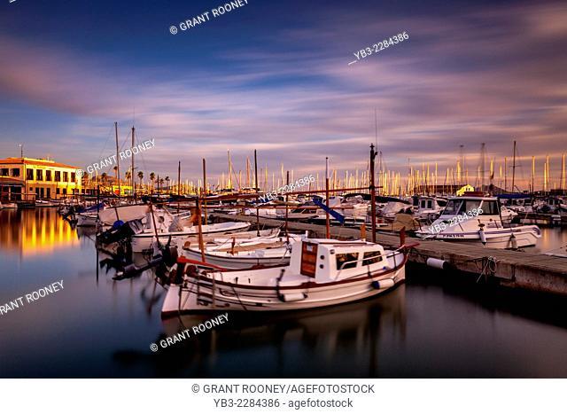 The Harbour, Puerto de Pollensa, Mallorca - Spain