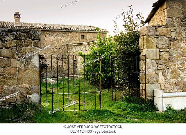 El Solé Catalonian farmhouse, Solsona, Solsons, Lleida province, Catalonia, Spain