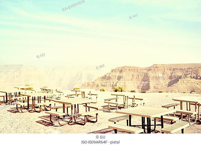 Guano Point, Grand Canyon West, Arizona, USA