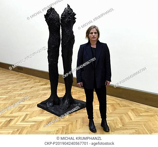 Artist Stella Hamberg presents her work within the exhibition A Cool Breeeze exposing new possibilities of spatial depiction of a figure in contemporary art in...
