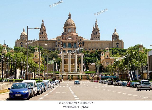 National Palace of Barcelona