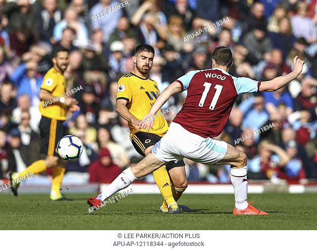 2019 EPL Premier League Football Burnley v Wolves Mar 30th. 30th March 2019, Turf Moor, Burnley, England; EPL Premier League football