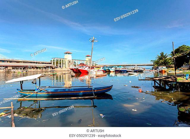 Kota Manado Stock Photos And Images Agefotostock