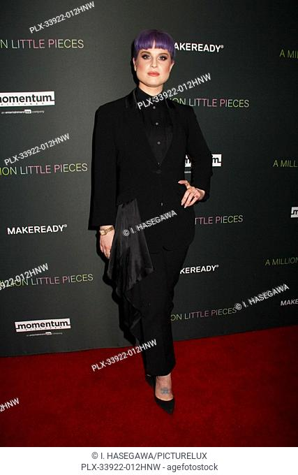 """Kelly Osbourne 12/04/2019 The Los Angeles Special Screening of """"""""A Million Little Pieces"""""""" held at The London West Hollywood at Beverly Hills in West Hollywood"""