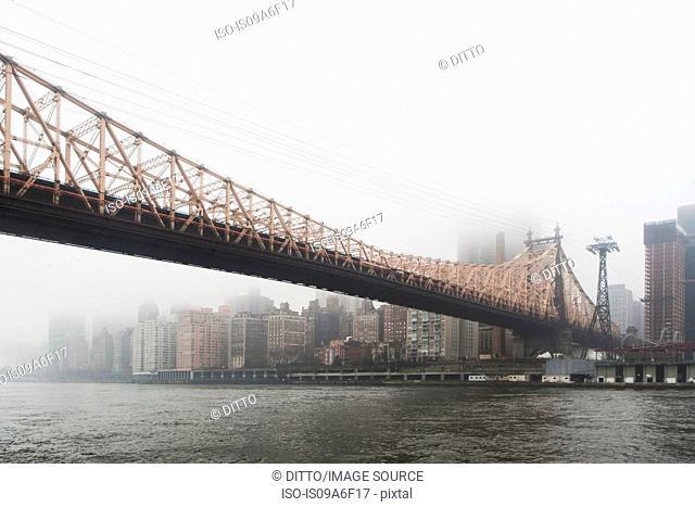 Queensboro Bridge, New York City, USA