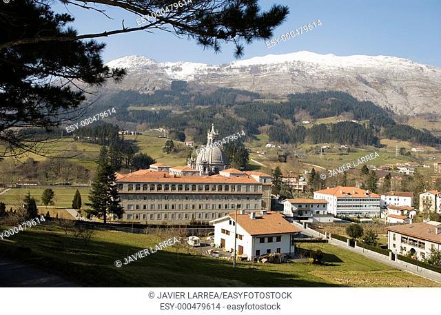 Loiola Sanctuary, Azpeitia, Gipuzkoa, Basque Country, Spain