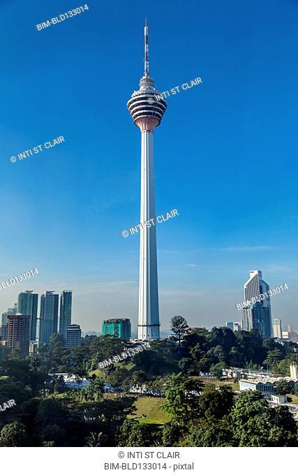 Kuala Lumpur Tower, Kuala Lumpur, Malaysia