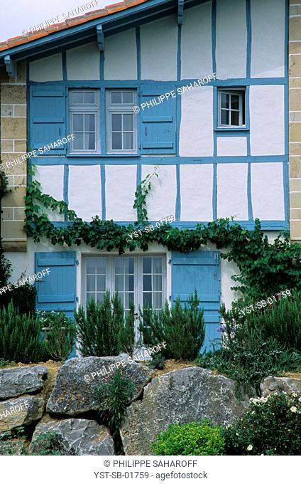 House, Arcangues, Basque Country