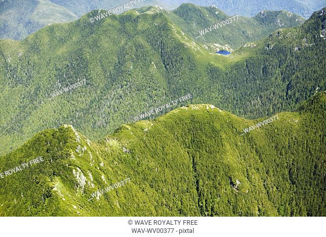 Brooks Peninsula, West Coast, Vancouver Island, British Columbia, Canada