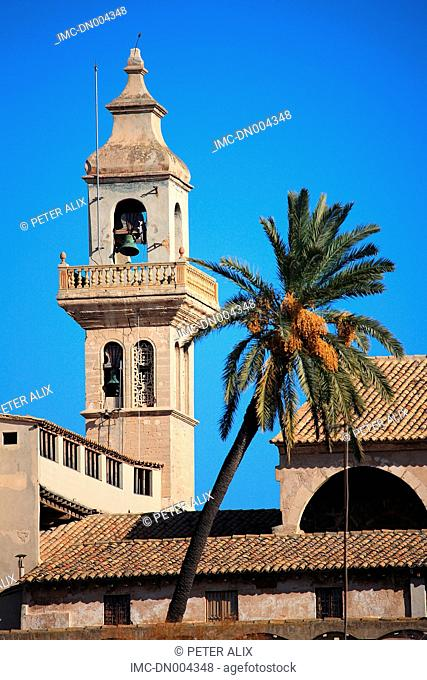 Spain, Balearic islands, Majorca, Palma de Majorque