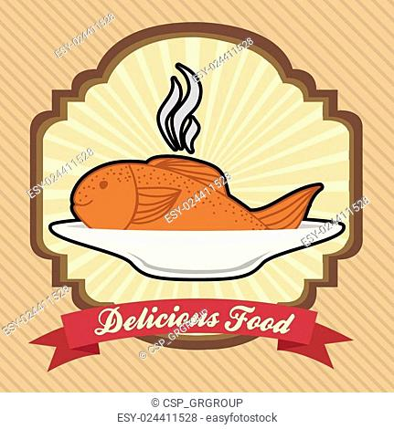 delicious and good foodesign