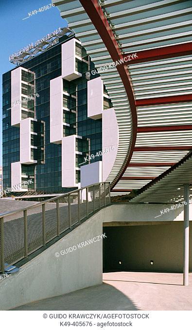 Hotel Diagonal. Barcelona. Catalonia. Spain