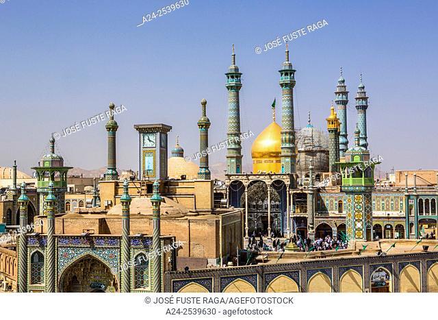 Iran , Qom City, Hazrat-e Masumeh (Holy Shrine)