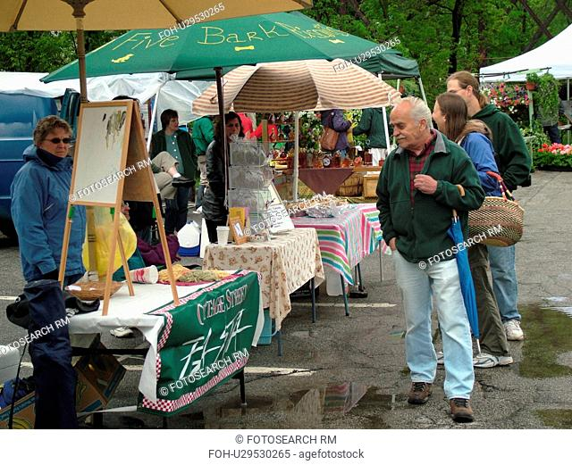 Montpelier, VT, Vermont, Farmer's Market, vendor