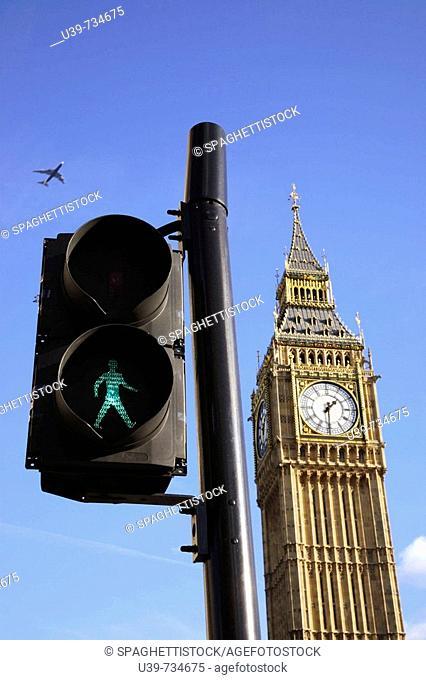 Big Ben, London. England, UK