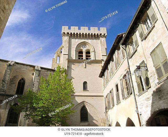 Collégiale, Villeneuve-lez-Avignon, France