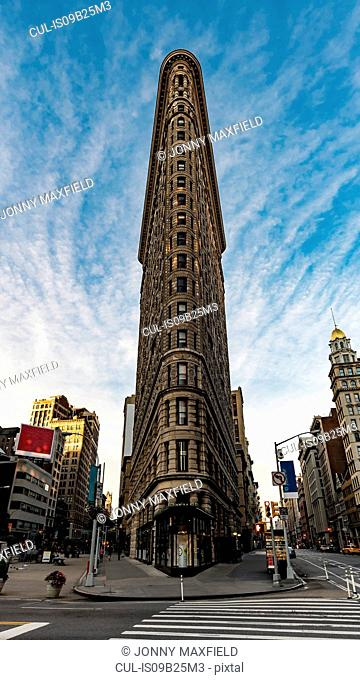 Flatiron Building, New York, USA