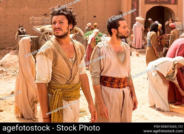 Les Nouvelles Aventures d'Aladin Year : 2015 France / Belgium Director : Arthur Benzaquen Kev Adams, William Lebghil Restricted to editorial use