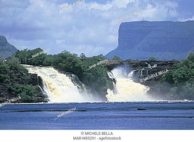 venezuela, canaima national park