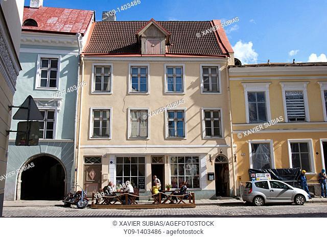Street, Tallinn, Harju, Estonia