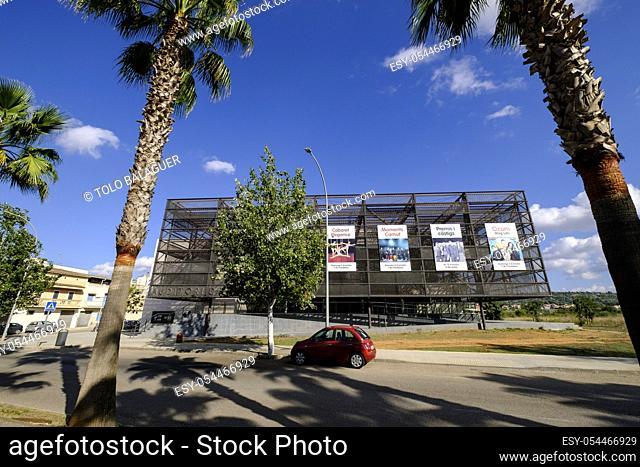 auditorio de Manacor, Mallorca, balearic islands, spain, europe