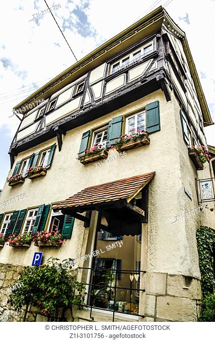 Guesthaus Ton Ton in Nurtingen, SOuthern Germany