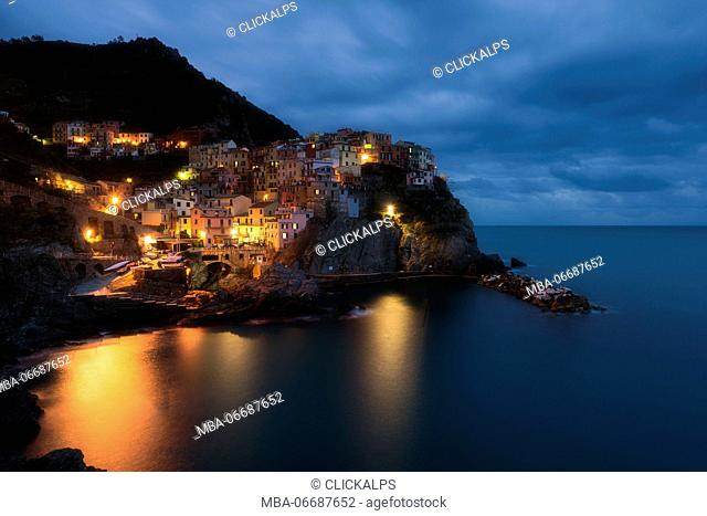 Manarola - Liguria, Italy