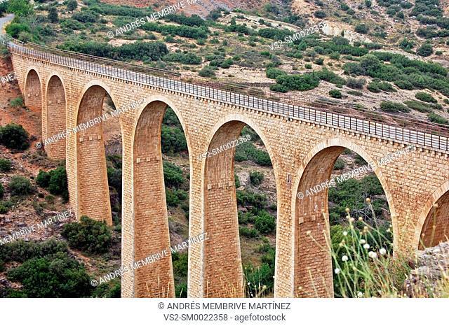 Viduct, Teruel Province, Spain