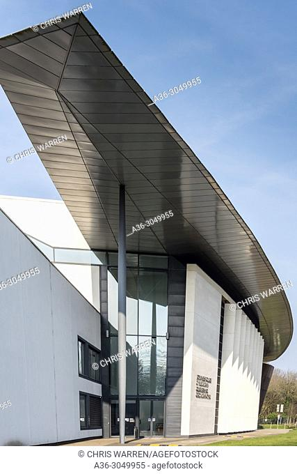 Royal Welsh College of Music and Drama Cardiff Wales