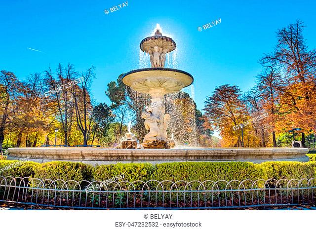 Madrid city in november - shots of Spain - Travel Europe