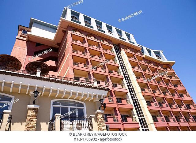 Crown Regency hotel  Lapu-Lapu City, Metro Cebu, Mactan Island, Visayas, Philippines