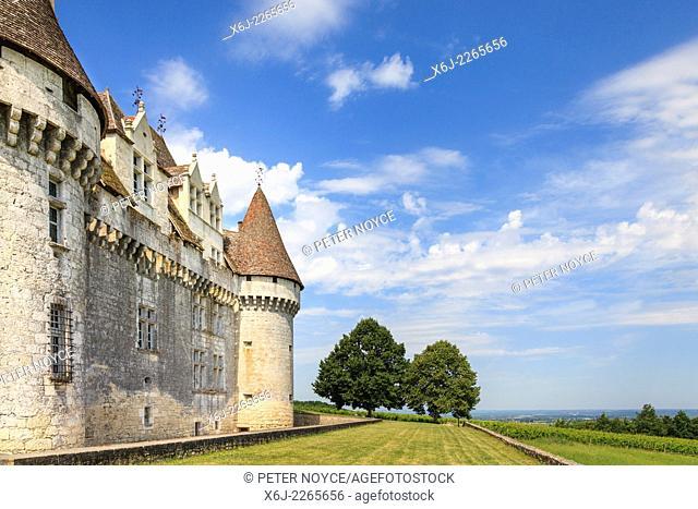 Chateau de Monbazillac France