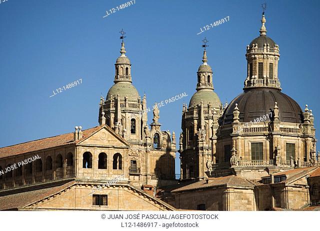 Pontifficial University and La Clerecía, Salamanca, Castilla y León, Spain