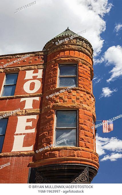 Historic Fairmont Hotel and Casino in Deadwood, South Dakota