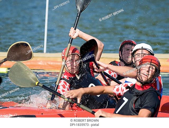 2008 Canoe Polo Championships