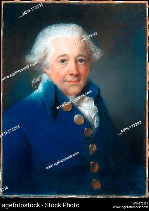 William Man Godschall (1720-1802). Artist: John Russell (British, Guildford 1745-1806 Hull); Date: 1791; Medium: Pastel on paper